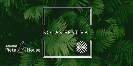 SOLAS Festival 2019 for Pieta House tickets