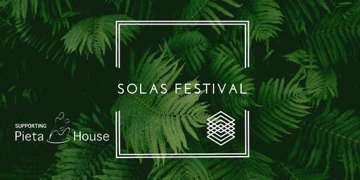 SOLAS Festival 2019 for Pieta House