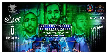 Serrano-Torres Embrace EP Release Party tickets