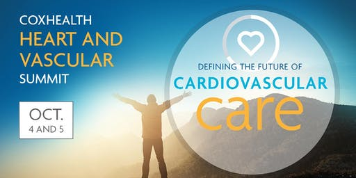 CoxHealth Heart and Vascular Summit - 2 Day Conference