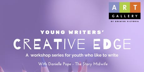 Young Writers | Creative Edge tickets
