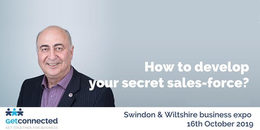How to develop your Secret Sales-force