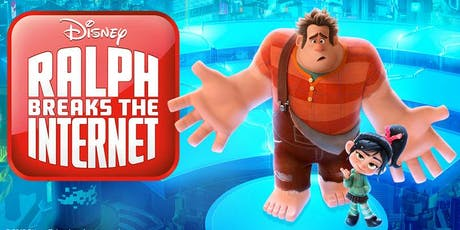 P.A. Day Movie: Ralph Breaks the Internet (2018) tickets