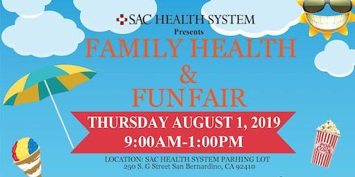 Family Health and Fun Fair