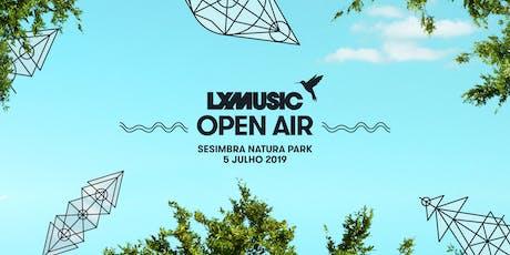 LX Music Open Air 2019 bilhetes
