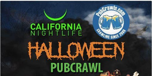 Hollywood Halloween PubCrawl