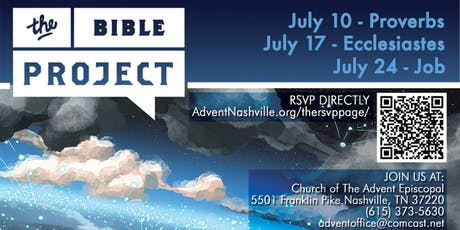 The Bible Project's Wisdom Series: Is God Wise & Just? tickets