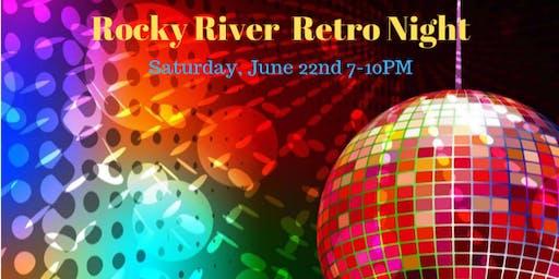 Rocky River Retro Night