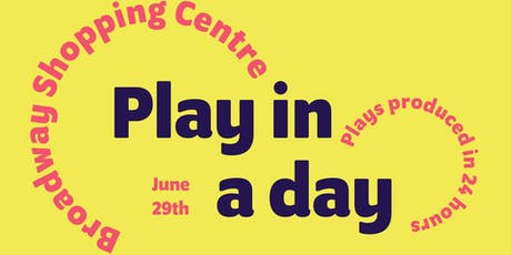 Play in a Day tickets