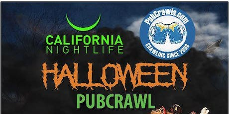 Hollywood Halloween PubCrawl  tickets