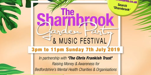 The Sharnbrook Garden Party & Music Festival