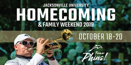 Jacksonville University: Homecoming & Family Weekend tickets