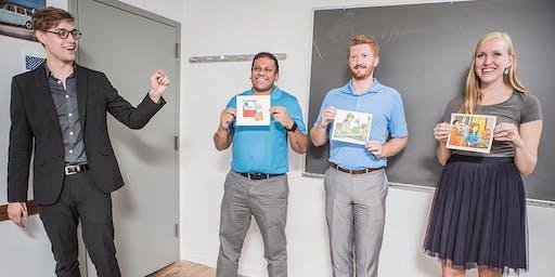 German Beginner Adult Immersion-Based Language Classes - 07/01/2019