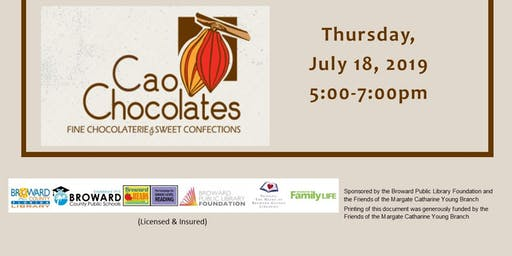 The Story of Chocolate Making / Que Rico Chocolate! with Cao Chocolates