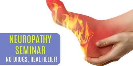 Reversing Neuropathy Naturally! Seminar tickets
