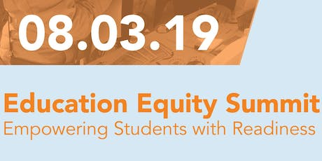 Education Equity Summit tickets