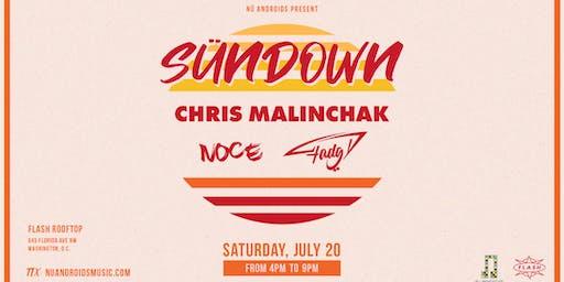 SünDown: Chris Malinchak at Flash Rooftop (21+)