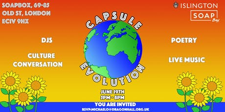 CAPSULE EVOLUTION tickets
