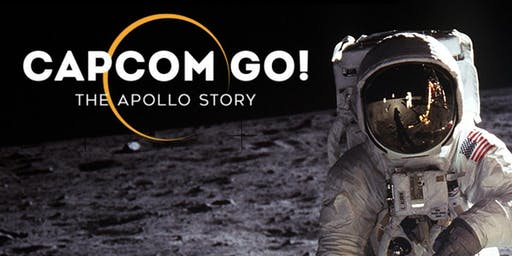 CAPCOM GO! and Back to the Moon for Good - July 17 2019