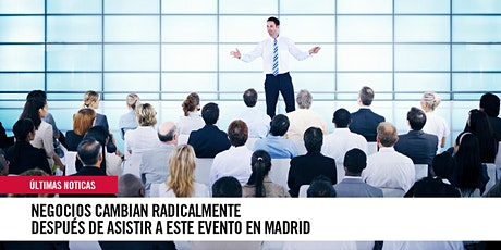Reinvención Digital  _ Marketing Online en Madrid entradas