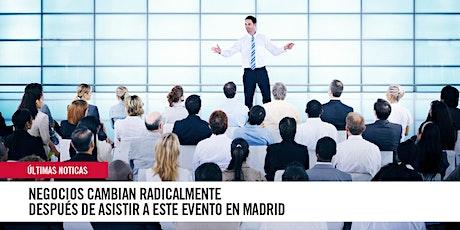 Reinvención Digital  _ Marketing Online en Madrid tickets