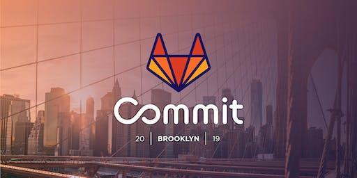 GitLab Commit 2019 - Brooklyn