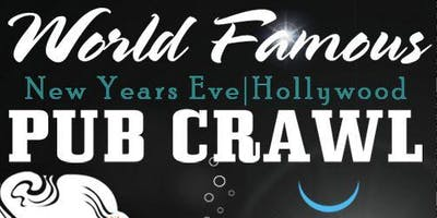 Hollywood New Year's Eve PubCrawl 2020