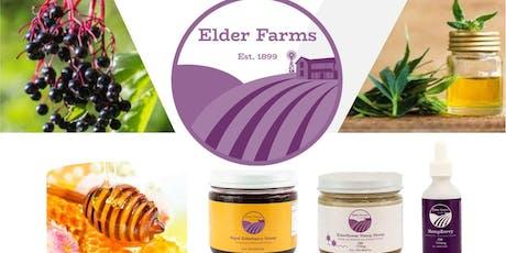 Springfield Self-Awareness Presents Elder Farms - CBD and Elderberry tickets