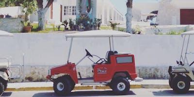 Golf Cart Booze Cruise