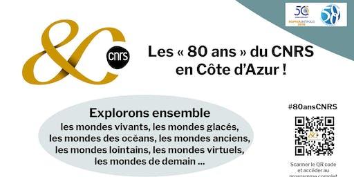 """""""80 ans du CNRS"""" / """"Balade en mer salée : de l'océanographie à la médecine"""""""