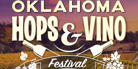 Oklahoma Hops & Vino Festival  tickets