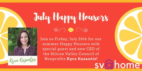 July Happy Housers tickets