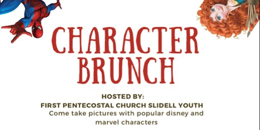 FPC Character Breakfast