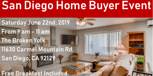 San Diego Home Buyer Event