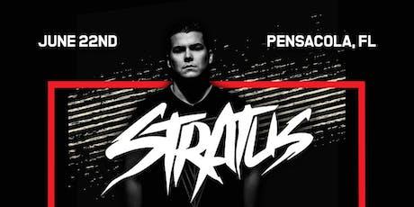 STRATUS (subcarbon records) at Capt'n Fun Nightclub, Pensacola tickets