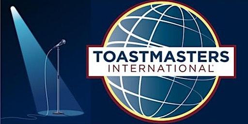 Toastmasters Weekly Meeting at BEMC