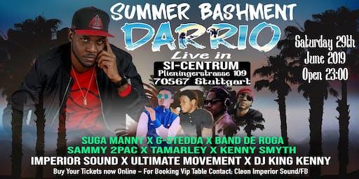 Darrio Outta Jamaica Live in Si Centrum