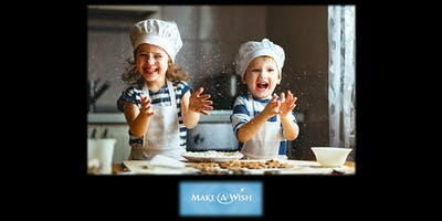 Make-A-Wish Kid's Cooking Class