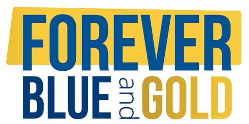 Let's paint Victoria blue and gold!