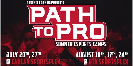 Basement Gaming's Path to Pro tickets