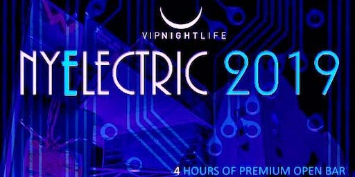 NYElectric W Hollywood Hotel Rooftop 2020- New Year's Eve Party