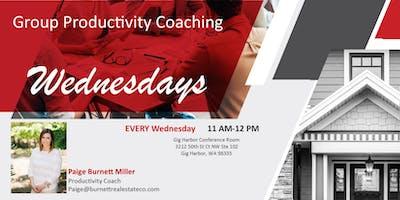 Group Productivity Coaching