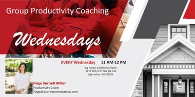 Group Productivity Coaching