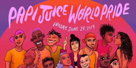 Papi Juice Vol. 47: World Pride w/ MikeQ, br0nz3_g0dd3ss, LE1F (DJ Set), Nino Brown & More @ Elsewhere tickets