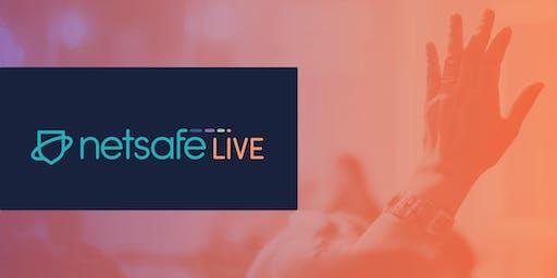 Netsafe LIVE, for Tamai Kāhui Ako at Te Waka Unua School, Christchurch