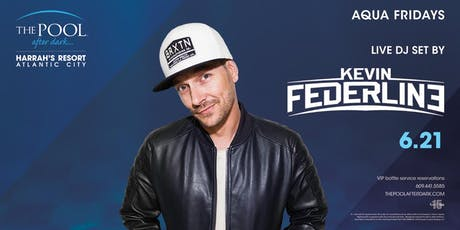 Kevin Federline at The Pool After Dark - Aqua Fridays FREE Guestlist tickets