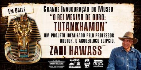 Palestra Zahi Hawass ingressos