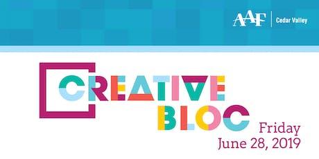 CreativeBloc 2019 tickets