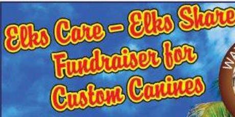 Custom Canines, Leslie Blasing, Veteran Companion Dog Fundraiser 2019  tickets
