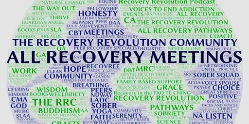 All Recovery Meetings *Online